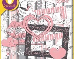 Scrapbook Digital Love
