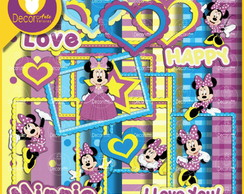Scrapbook Digital Minnie