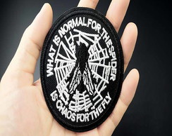 Patches What Is Normal/adesivos Termo Colantes