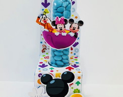 Tubete Casa do Mickey Mouse