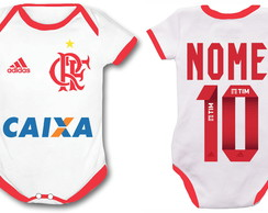 Body Personalizado do Flamengo Bori do Flamengo
