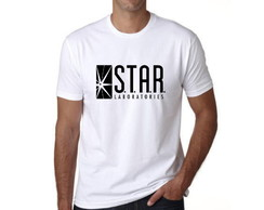 CAMISETA STAR LAB