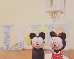 Minnie e Michey