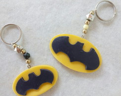Chaveiro kit personagens do Batman