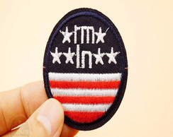 Patches In Im/adesivos Termo Colantes