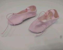 fb2537f353 Chaveiro sapatilha de ballet no Elo7
