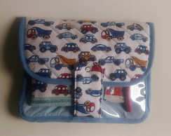 Kit de higiene infantil carrinhos
