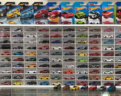 Estante Hot Wheels LAQUEADA