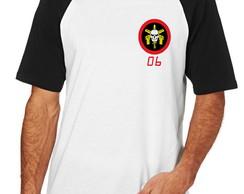 4833571c52 ... Camiseta Raglan Blusa Camisa Unissex BOPE 06 Tropa de Elite