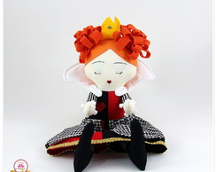 Teeny Tiny Personagem - Rainha de Copas