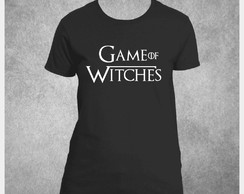 Camiseta Game of Witches