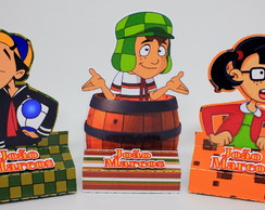 Porta Bis Duplo Turma do chaves