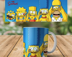 Caneca THE SIMPSONS