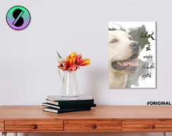 Placa Decorativa MDF - Pet Personalizado