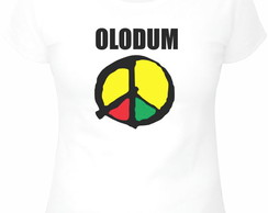 Camiseta Olodum do Michael Jackson !