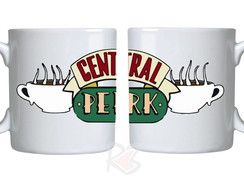 Caneca Central Perk- Friends