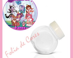 Mini baleiro Enchantimals