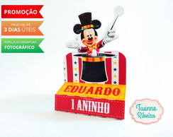 Porta Chocolate - Circo do Mickey