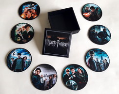 Porta Copos Harry Potter