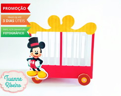 Jaula - Circo do Mickey