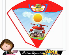 Cone personalizado super wings