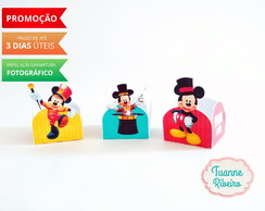 Forminha de doces - Circo do Mickey