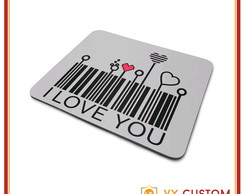 Mouse Pad - I Love You