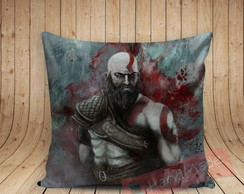 1 Almofada God of War 4 - Modelo 7