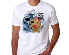 camiseta Muttley corrida maluca