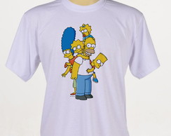 camiseta Os Simpsons #1