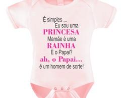 ... Body Bori Bebê Personalizado Divertido Papai Homem de Sorte 9e03d59811cec