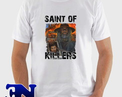 Camiseta Preacher Saint Of Killers Serie 3 Temporada
