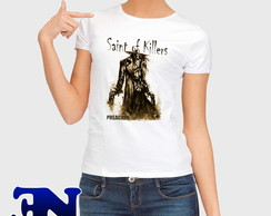 Camiseta Preacher Saint Of Killers Serie 2 Temporada