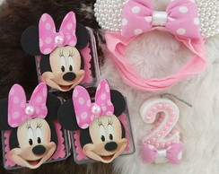Kit Minnie festa