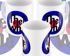 Caneca Banda The Who