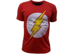 Camiseta-Flash - Pronta Entrega!!!