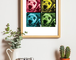 POSTER POP PET ART