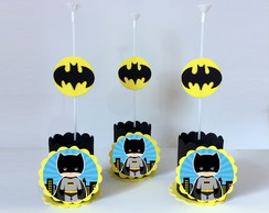Centro de mesa Batman Cute