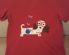 Camiseta Cachorrinho