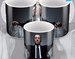 Caneca House Of Cards Kevin Spacey