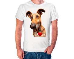 Camiseta Cachorro Dog Pet Masculina