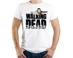 Camiseta The Walking Dead Masculina