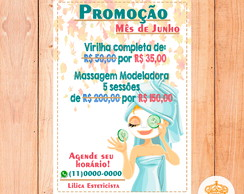 Arte para Flyer, Folder, Panfletos Personalizado