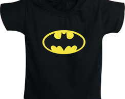 Batman - Camiseta Infantil ou Body bebê