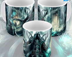 Caneca De Diablo 3 Reaper Of Shouls