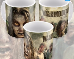 Caneca Seriado The Walking Dead Segunda Temporada