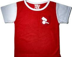 659e8b3837 ... Camiseta Arsenal Infantil distintivo em feltro
