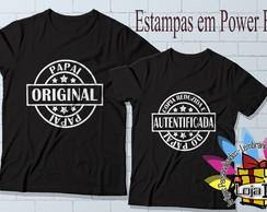 93e3a86b52 ... Camiseta Pai e Filho
