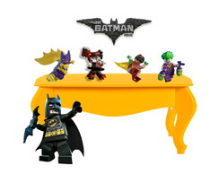 KIT LEGO BATMAN MOVIE -- MDF