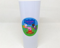 Copo Long Drink 350ml - Peppa